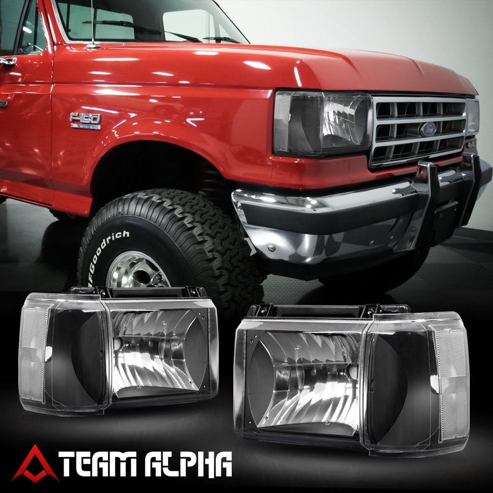 Download 89 Ford Bronco Headlights